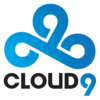Cloud9 lol logo